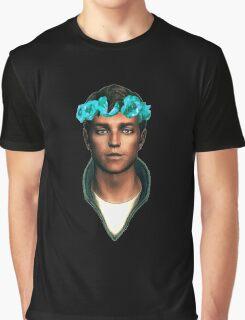 Butch DeFlowerCrownia Graphic T-Shirt