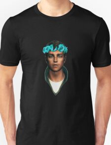 Butch DeFlowerCrownia Unisex T-Shirt