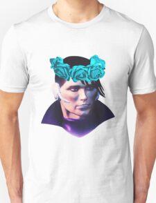 Matt Miller Flower Crown Unisex T-Shirt