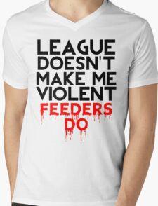 Feeders do Mens V-Neck T-Shirt