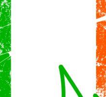 Irish Shamrock Sticker