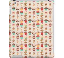Dessert Pattern iPad Case/Skin