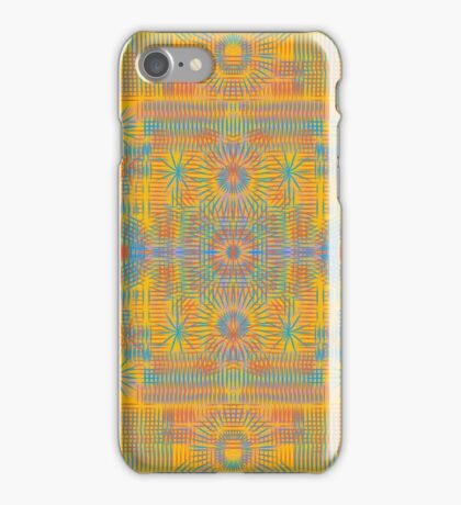 Embroidered Ambience iPhone Case/Skin