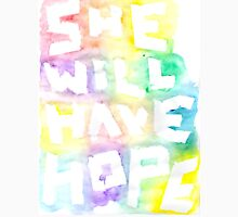 She Will Have Hope Women's Tank Top