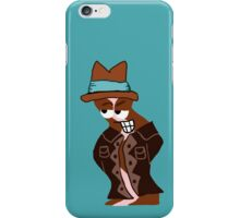 Bacon Gangster  iPhone Case/Skin