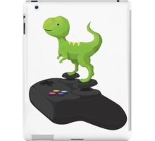 Toy T-Rex Gamer iPad Case/Skin