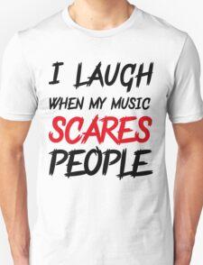 Scares people #2 Unisex T-Shirt