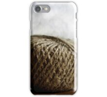 Ball of Twine iPhone Case/Skin