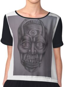3rd Eye Chiffon Top