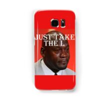 "Mike ""L"" Jordan Samsung Galaxy Case/Skin"