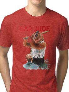 Der Bär Jude Tri-blend T-Shirt