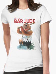 Der Bär Jude Womens Fitted T-Shirt