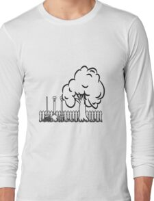 Garden baumgarten tools Long Sleeve T-Shirt
