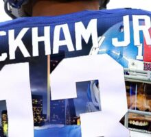 Odell beckham Jr  Sticker