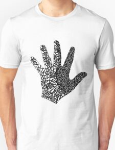 Split Hand Unisex T-Shirt