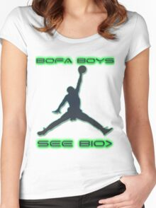 BofaBoys™ELITE  Women's Fitted Scoop T-Shirt