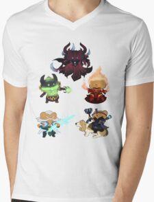 Dota 2 Best Bers Mens V-Neck T-Shirt