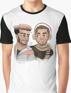 ZIAM-cancer project  Graphic T-Shirt