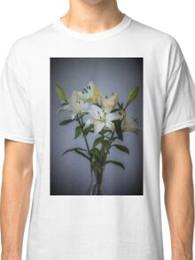 Lilies in Vase Classic T-Shirt