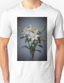 Lilies in Vase Unisex T-Shirt