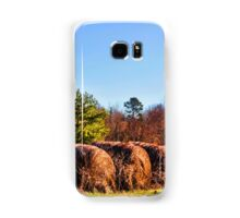 All Lined Up Samsung Galaxy Case/Skin