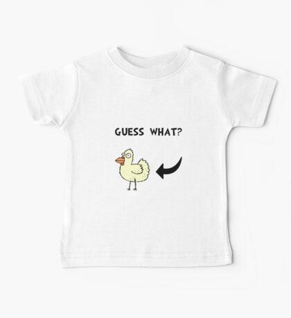 Chicken Butt Baby Tee