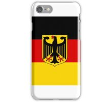 Germany Flag  iPhone Case/Skin