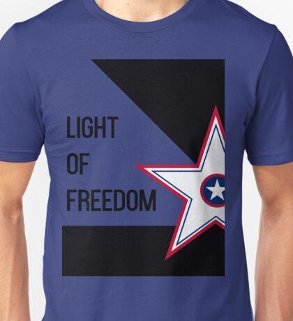 Light of Freedom Unisex T-Shirt