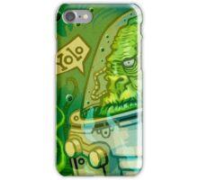 Fishmonkey! iPhone Case/Skin