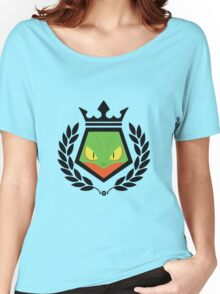 Grass Fighter Women's Relaxed Fit T-Shirt