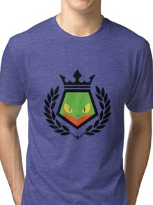 Grass Fighter Tri-blend T-Shirt