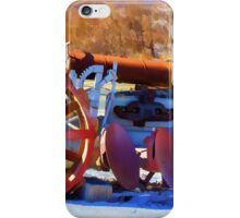 Proud to be Here iPhone Case/Skin