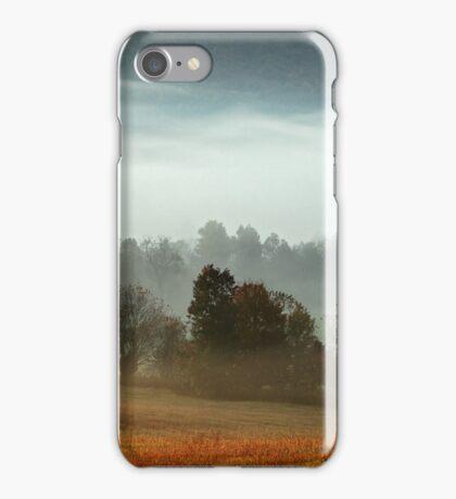 Cades Cove Morn iPhone Case/Skin
