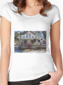 Country Store Women's Fitted Scoop T-Shirt