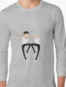 U+ME=OTP KAWOSHIN Long Sleeve T-Shirt