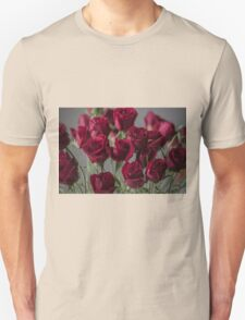 Red Roses Unisex T-Shirt