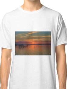 Sunset on the Bay 2 Classic T-Shirt