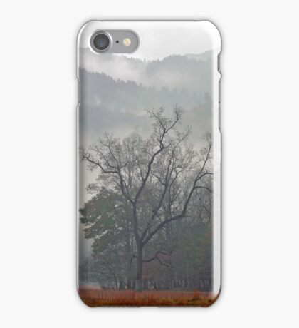 Cataloochee Dawn iPhone Case/Skin