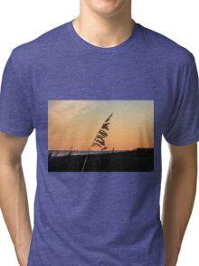 Sunset Memories Tri-blend T-Shirt