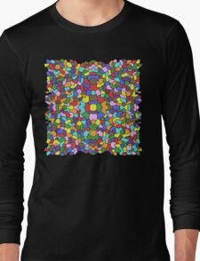 Riot of Colour Long Sleeve T-Shirt