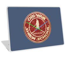 OBI-WAN SHIEN SCHOOL  Laptop Skin