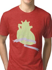 THIS HEART OF MINE Tri-blend T-Shirt