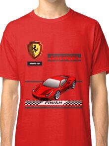 Ferrari 488 GTB II Classic T-Shirt
