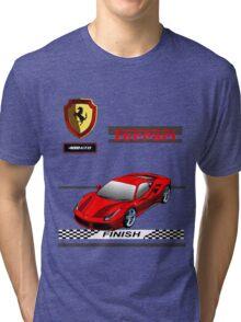 Ferrari 488 GTB II Tri-blend T-Shirt