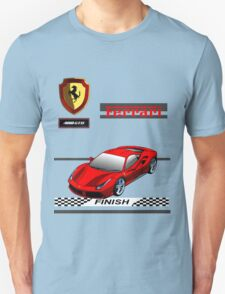 Ferrari 488 GTB II Unisex T-Shirt