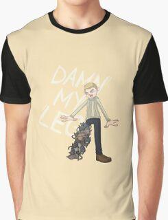 DAMN MY CATS Graphic T-Shirt