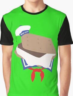 Stay Puft S'more Graphic T-Shirt