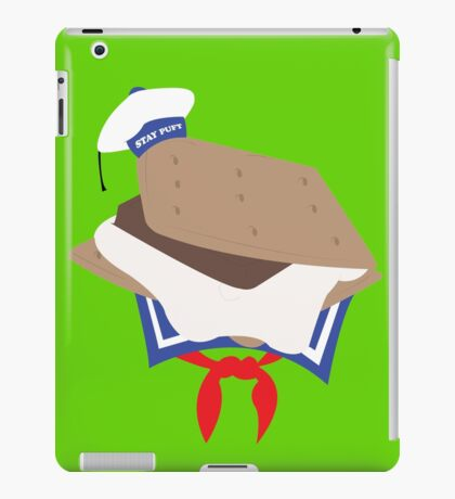 Stay Puft S'more iPad Case/Skin