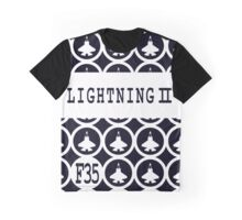 Spot Lightning Graphic T-Shirt