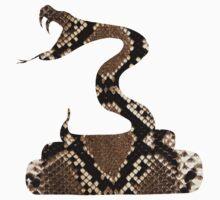 Snake Kids Tee